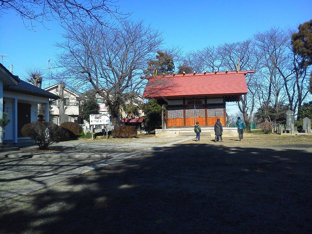 F1000013平成29年初詣田島神明神社