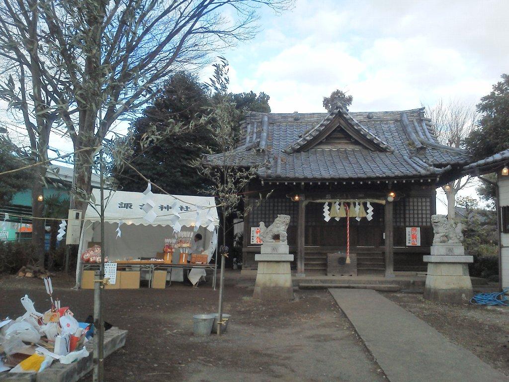 F1000020平成29年初詣白子諏訪神社