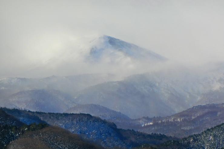 風雪流小富士