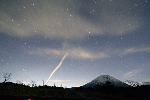 大彗星の夢_20170128