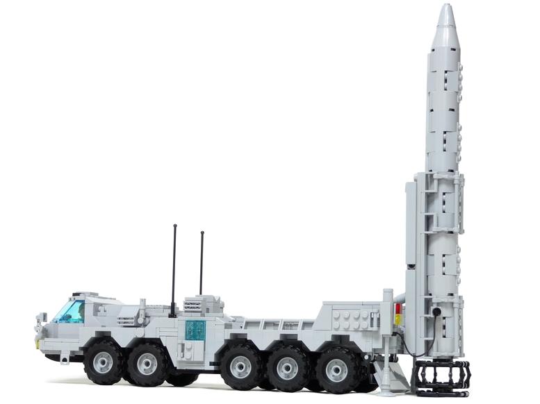 ウォーバイソン準中距離弾道ミサイル 3