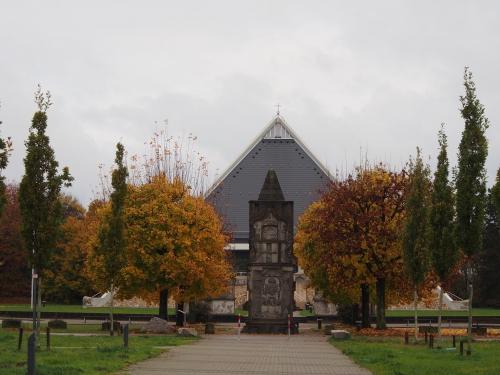 ピラミッド型チャーチ