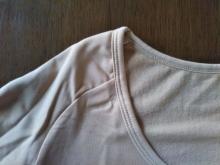 イーザッカマニアのインナーカットソー9分袖 (3)