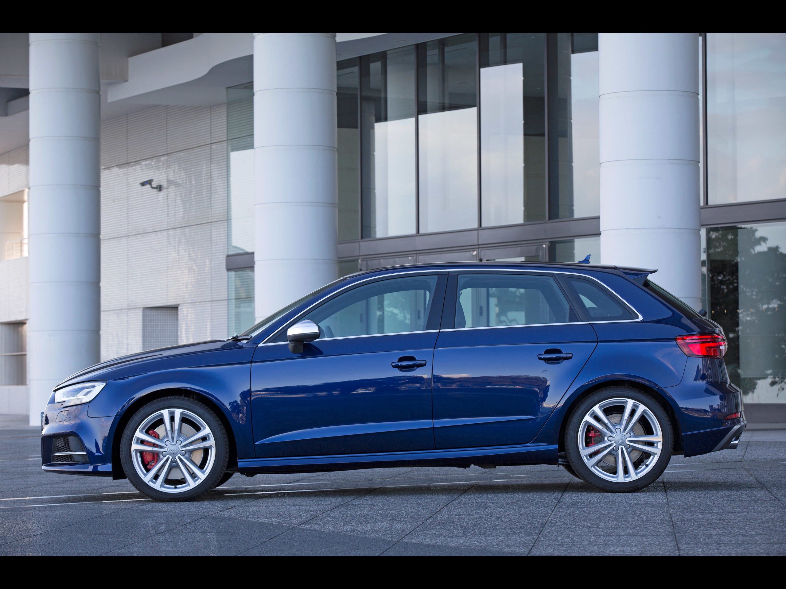 Audi S3 Sportback 2017 - アウディに嵌まる - 壁紙画像ブログ