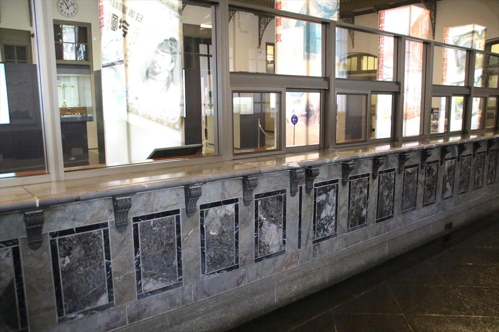 金融資料館(旧日銀小樽支店)_建物内部_14