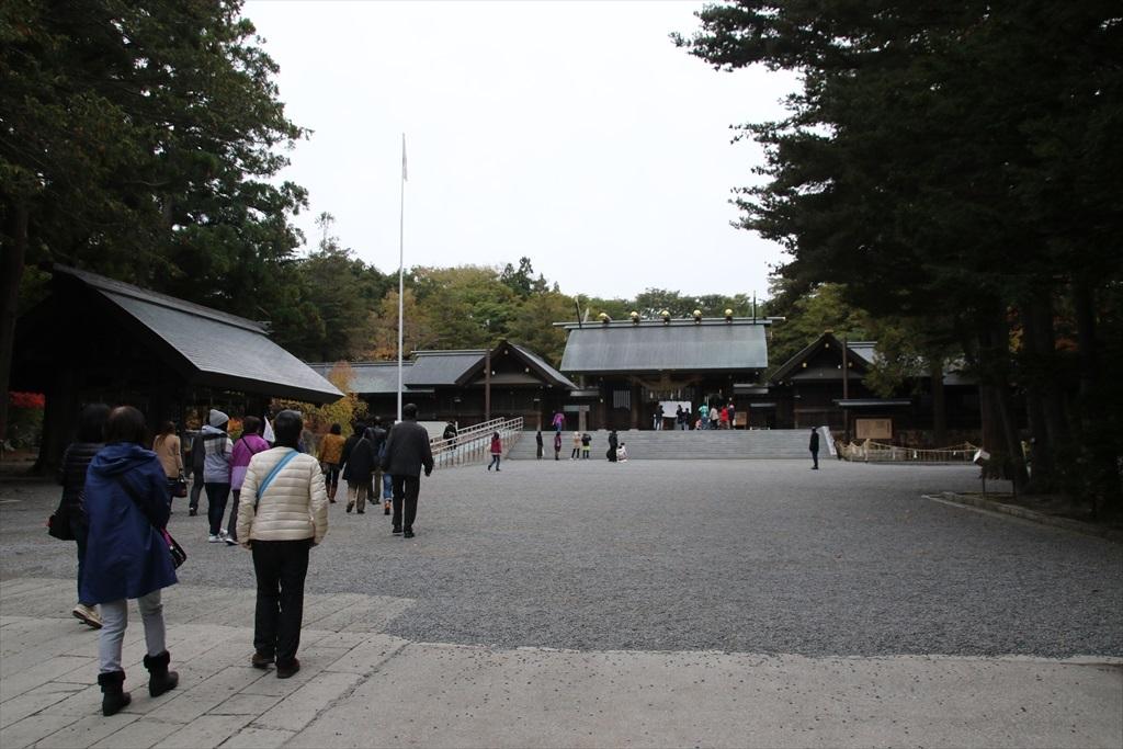 北海道神宮_神門_2
