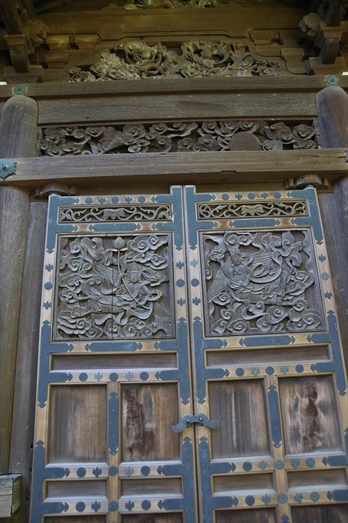 旧天瑞寺寿塔覆堂【重要文化財】_4