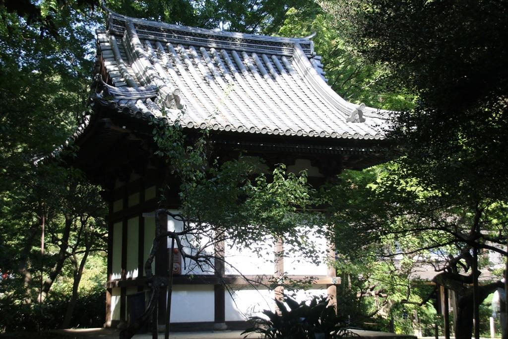 旧天瑞寺寿塔覆堂【重要文化財】_5