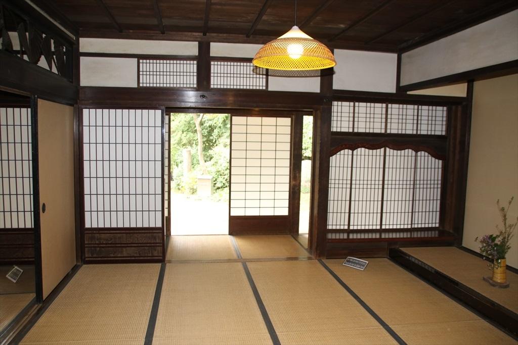 旧矢箆原家住宅【重要文化財】_11