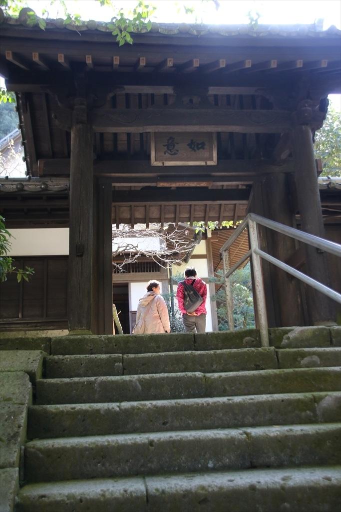 山門と玄関の様子_1
