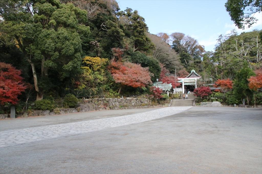 鎌倉宮_参道_1