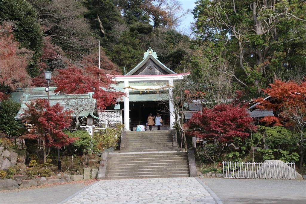 鎌倉宮_参道_2