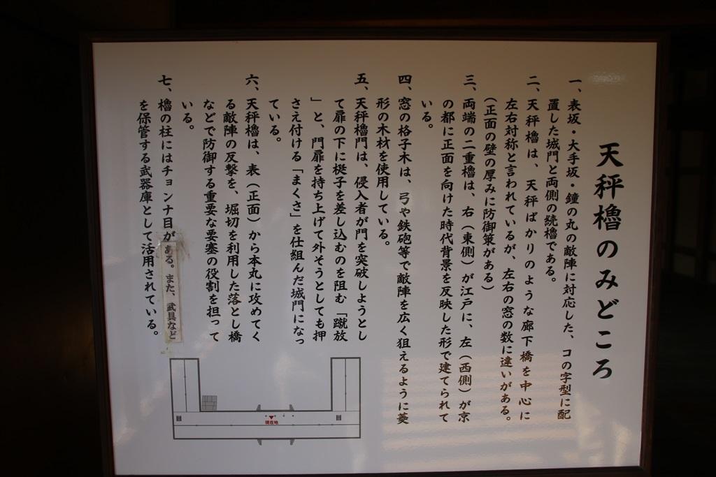 天秤櫓(2) 国指定重要文化財_6