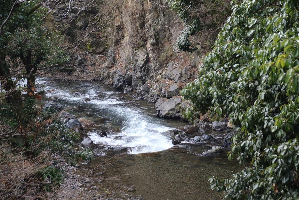 やはり清滝川は綺麗だ_2