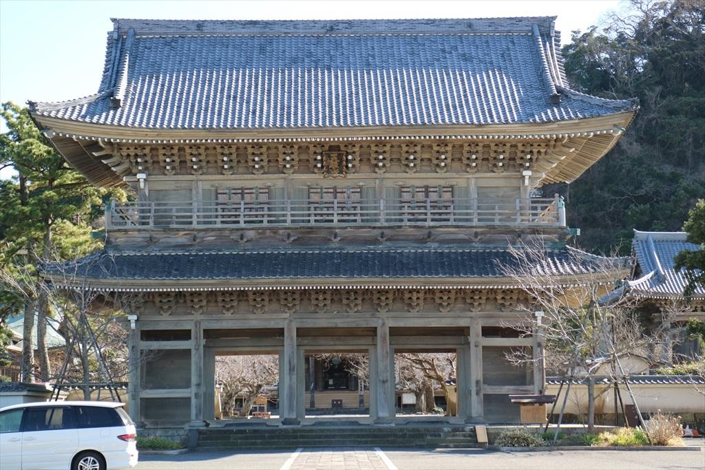 山門 神奈川県指定文化財_1