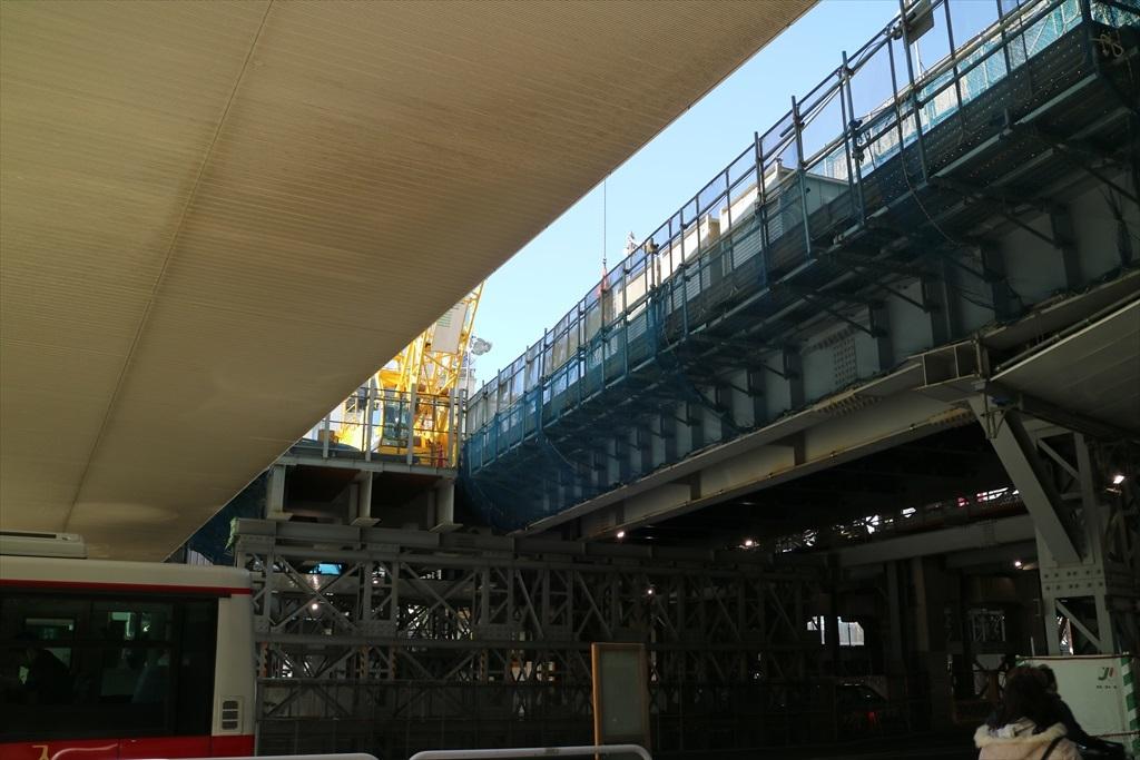 渋谷駅は大工事中_1