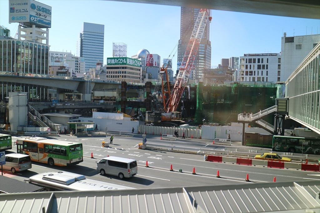 渋谷駅は大工事中_3
