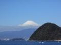 161231富士山を寄って捉えてみる