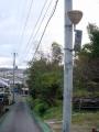 161210国道308号を奈良市街方面へ下っていく