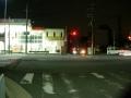 161217東中野交差点で国道163号を渡る
