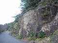 170103急勾配区間を抜け、オープンエアと奇岩