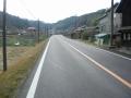 170103大石から猿丸神社への一本道