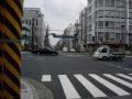 170109奈良の市街地を抜けていく