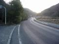 170128太子町側から竹内峠への上り