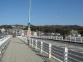 170204国豊橋を渡り、葡萄坂~信貴山方面へ