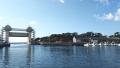161230水門の内側が港になっている