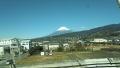 170101車窓からの富士山