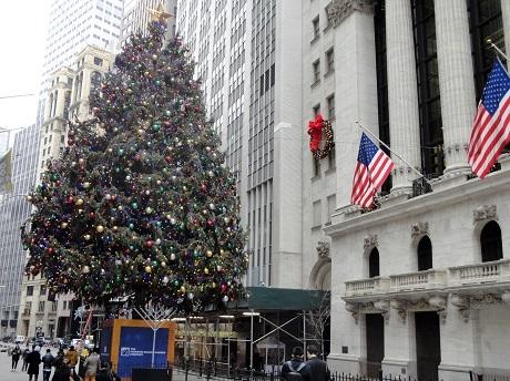 20161231ニューヨーク証券取引所