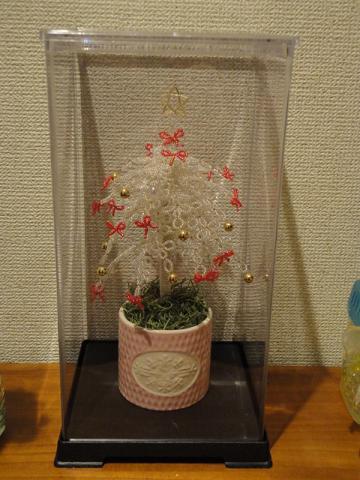 2011年12月制作したツリー