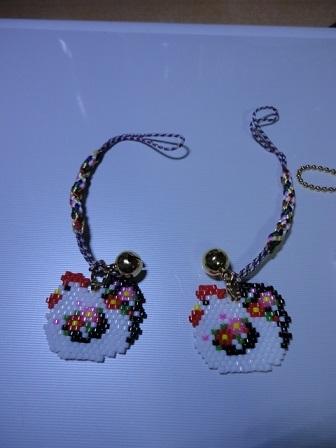 beads factoryの無料レシピより②