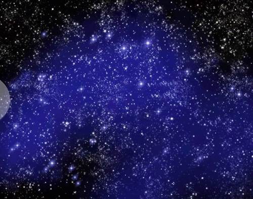 キャプチャ冬の星