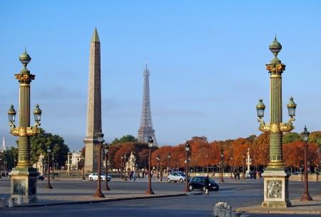 Paris, paysages et monuments