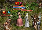 貴婦人と花嫁?