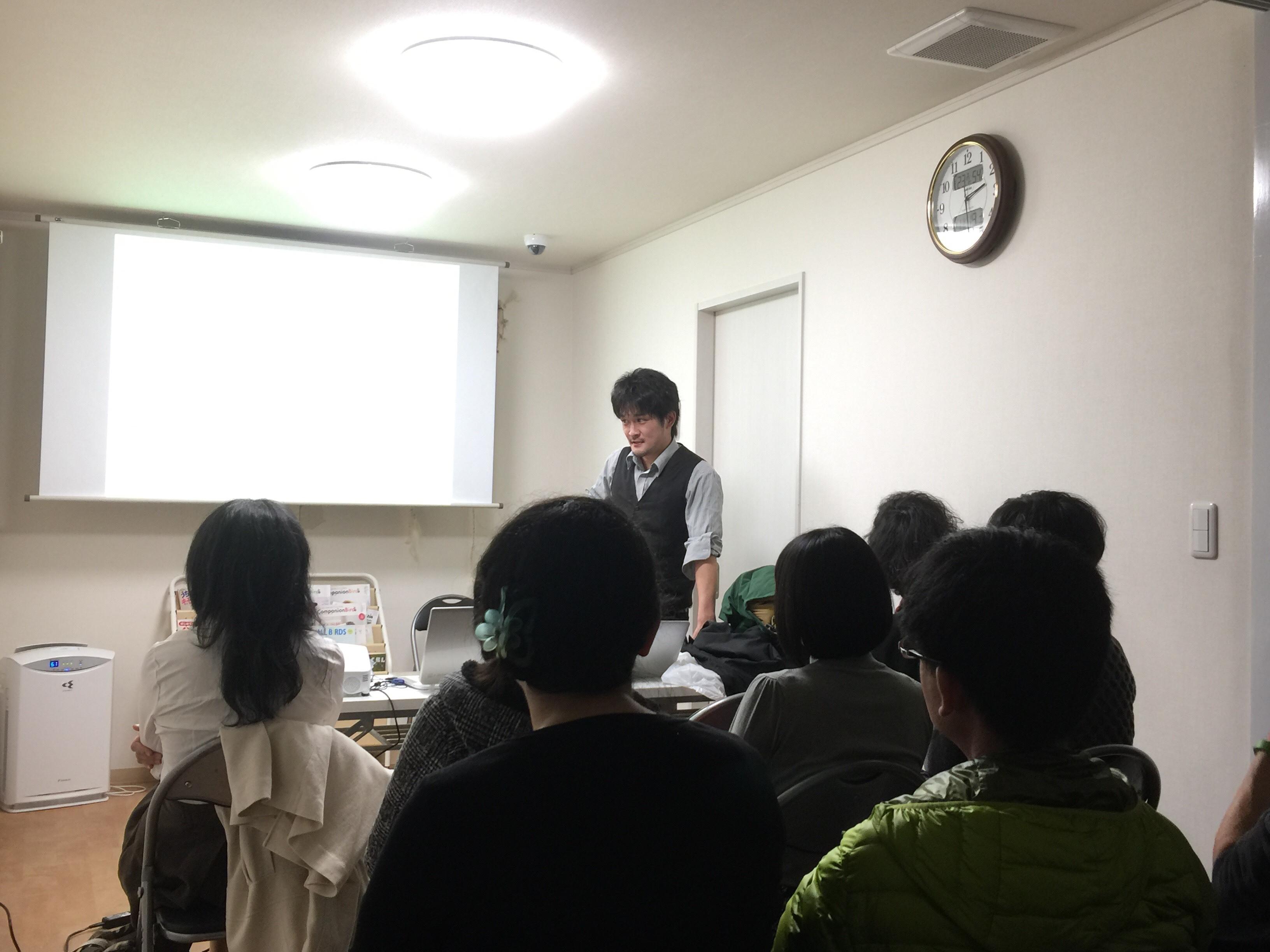 岡本さん講演会20161119