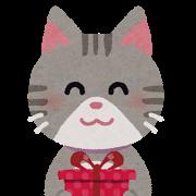 ネコ(お誕生日