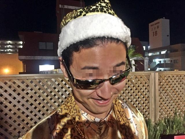 クリスマスパーティ余興4