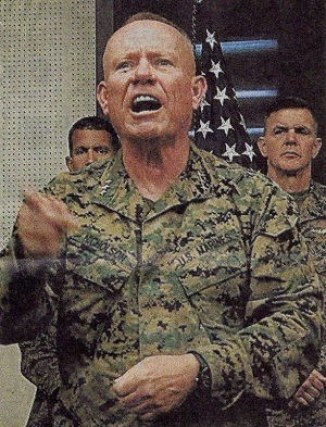 ニコルソン沖縄四軍調整官