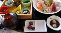 ひばりちゃん新年ランチ海鮮