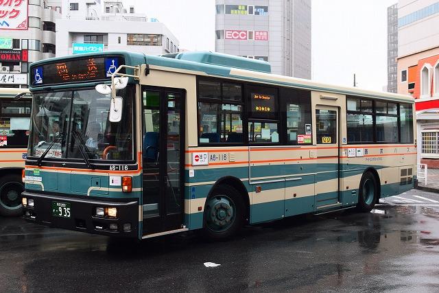 KL-HU2PMEE 西武バス A6-116