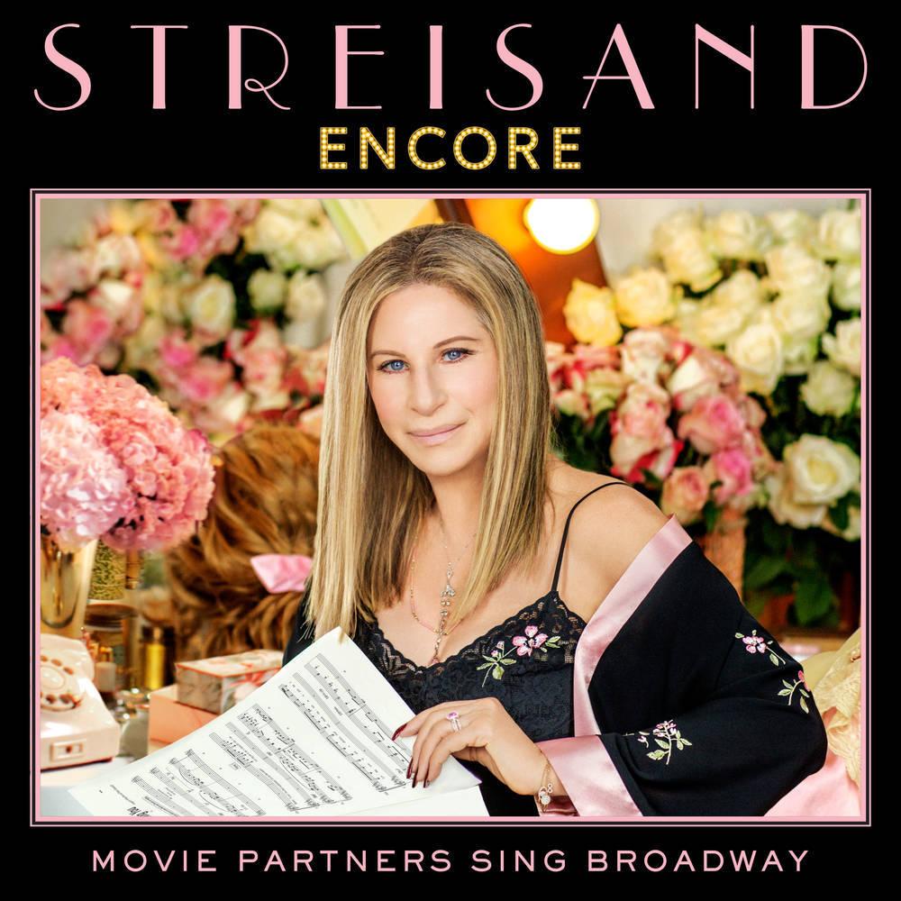 Barbra Streisand_Encore
