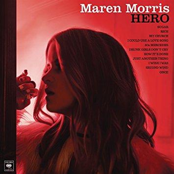 Maren Morris Hero
