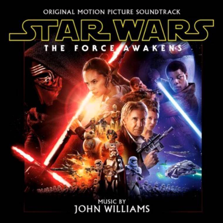 Star Wars Force Awakens OST