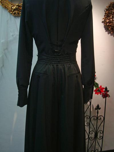 キャンベラー巻スカート付ロングPT[5214・M5214]