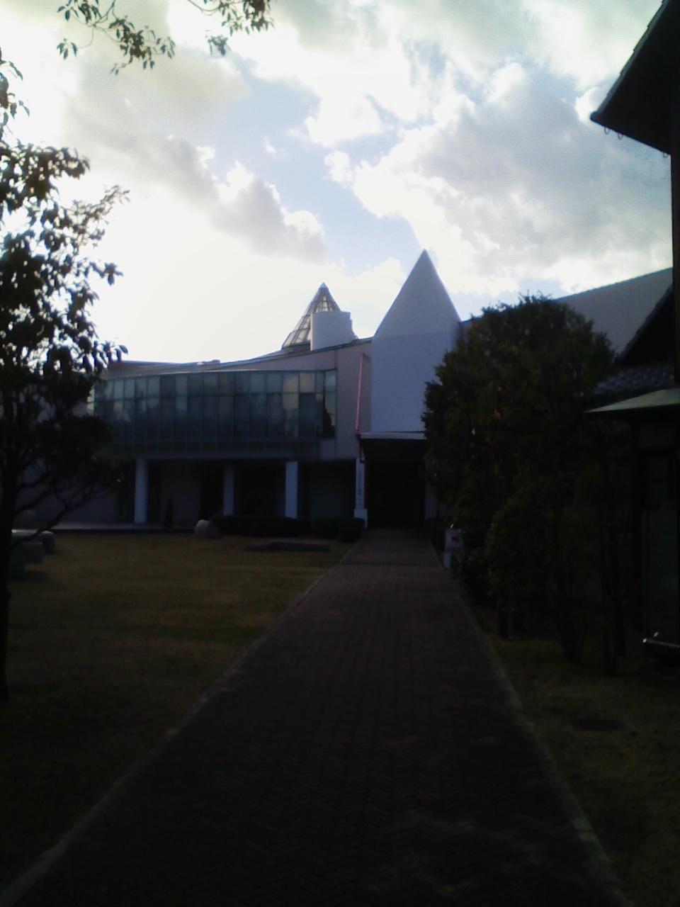芦屋市立美術博物館(2016_11_25)