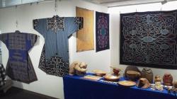 アイヌ民芸品展示会:ギャラリー八重洲・東京