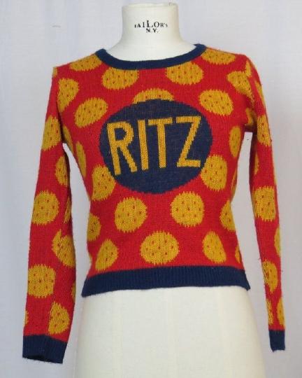 リッツRITZのセーター
